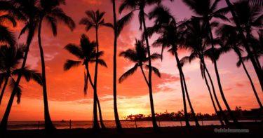 カイルア・コナの夕陽 » ハワイ島コナのおすすめ夕日スポット