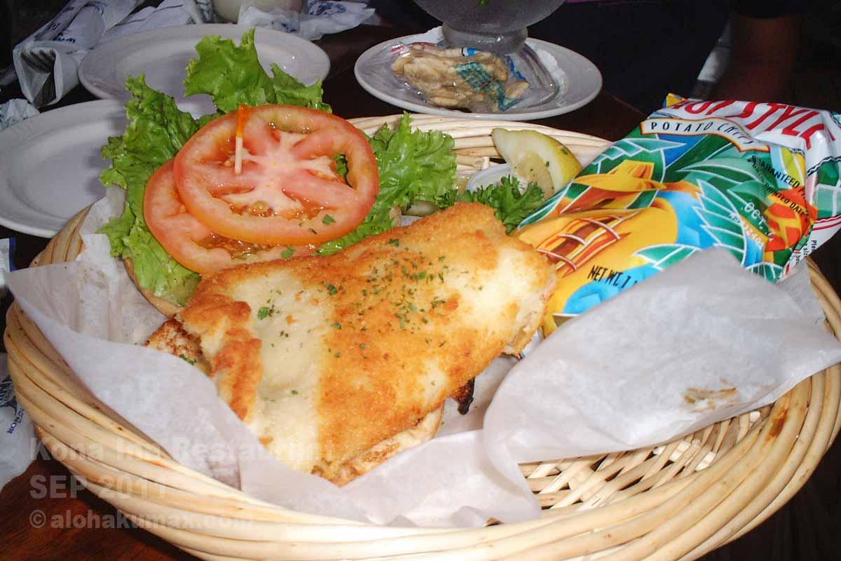 カラマリ・サンドイッチ