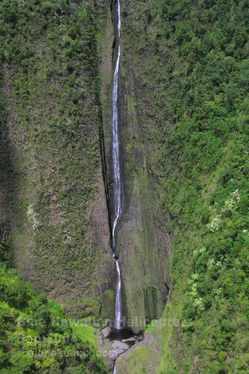 ラホメネ滝(落差700m