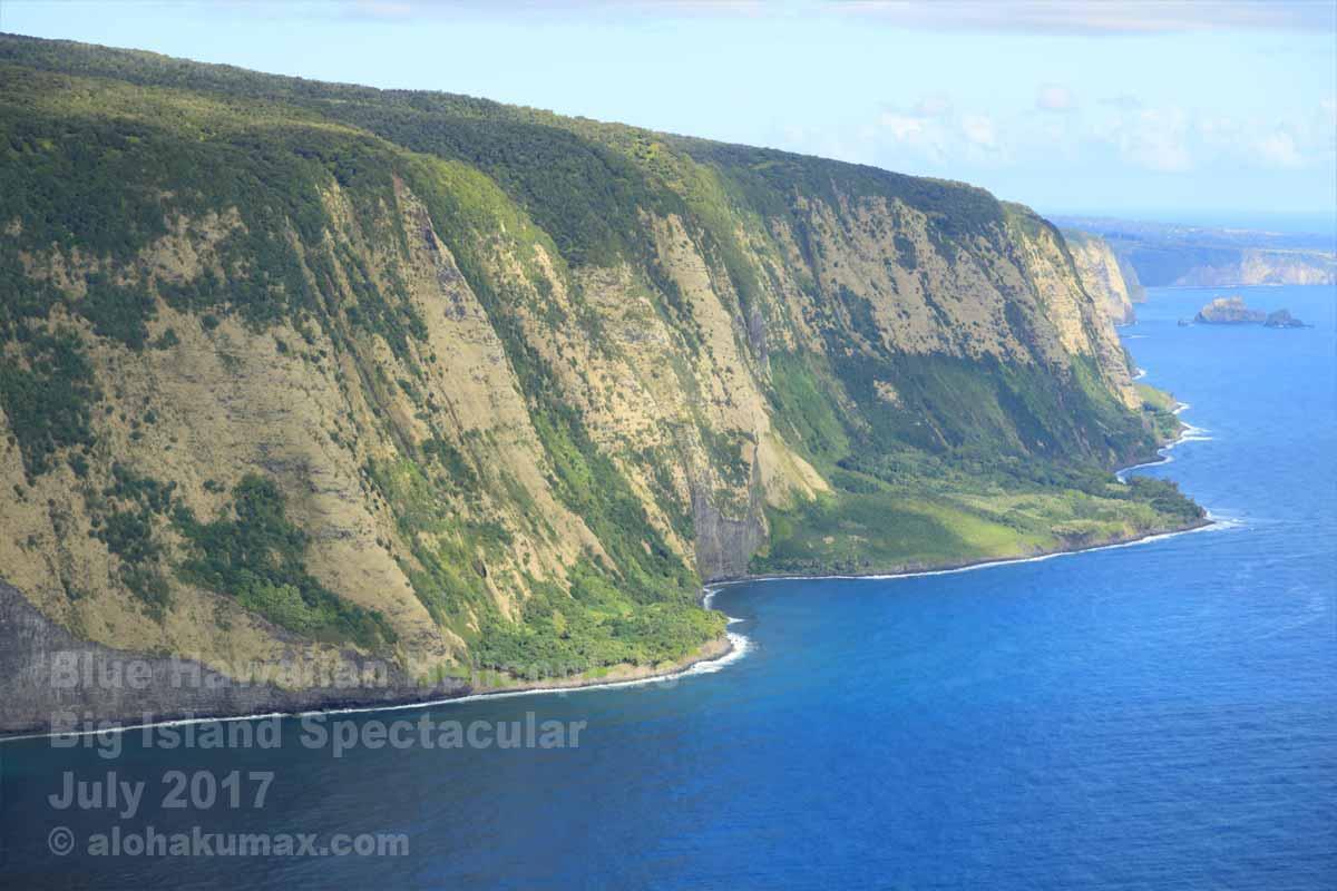 美しい断崖