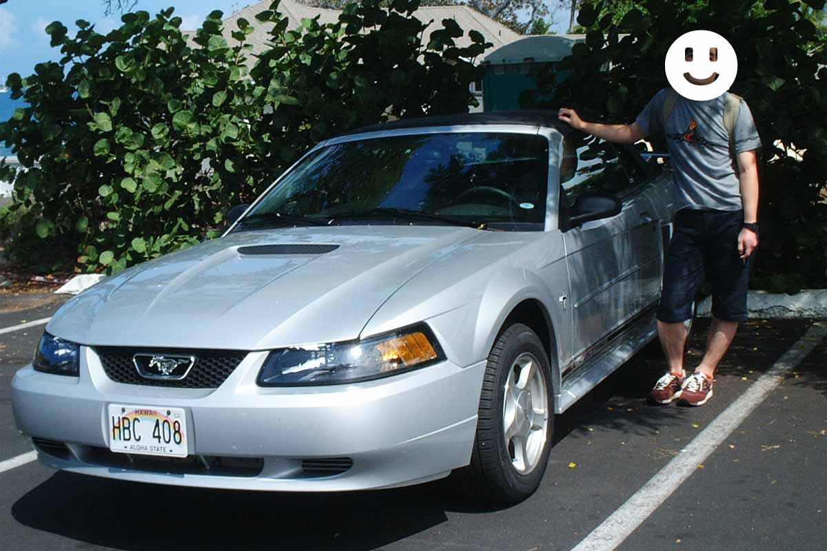 2001年 FORD Mustang