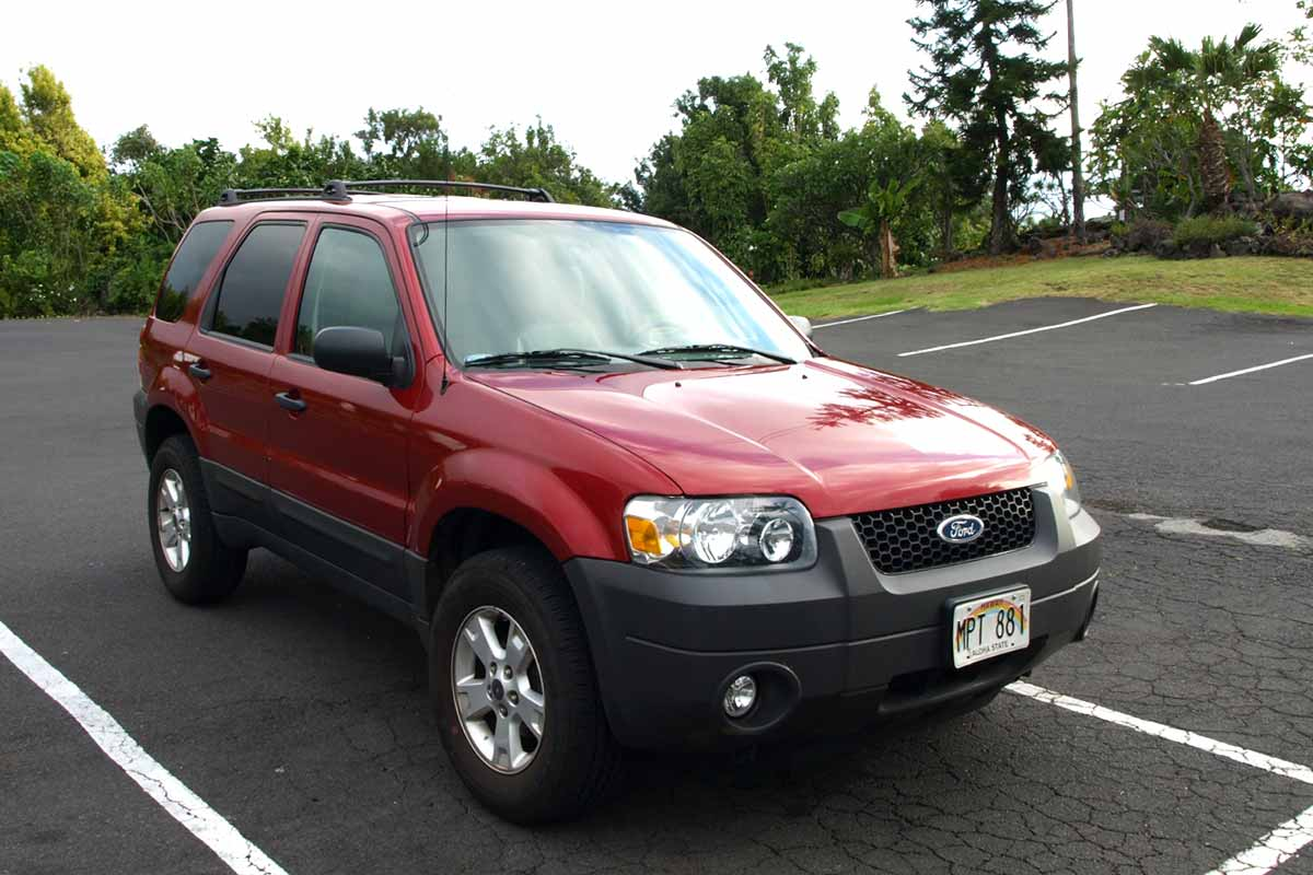 2007年 Ford Escape