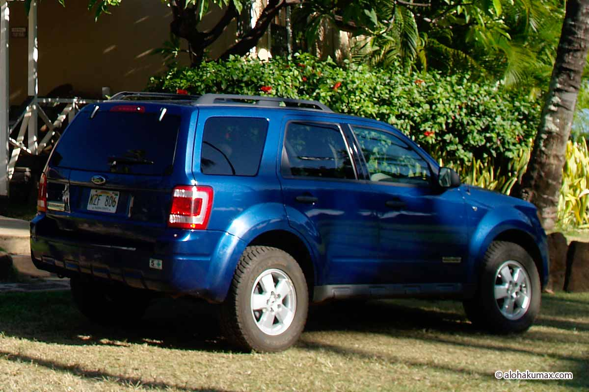 2009年 Ford Escape