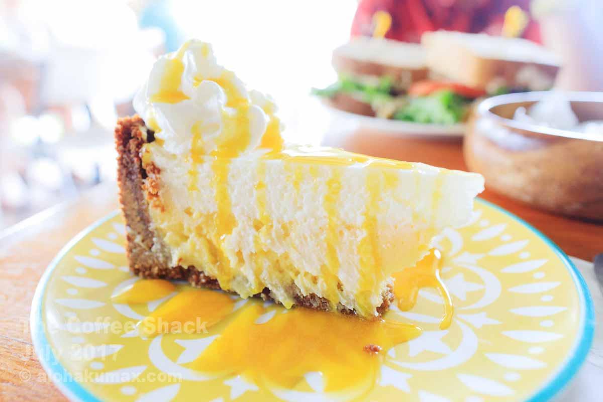 リリコイ・チーズケーキ