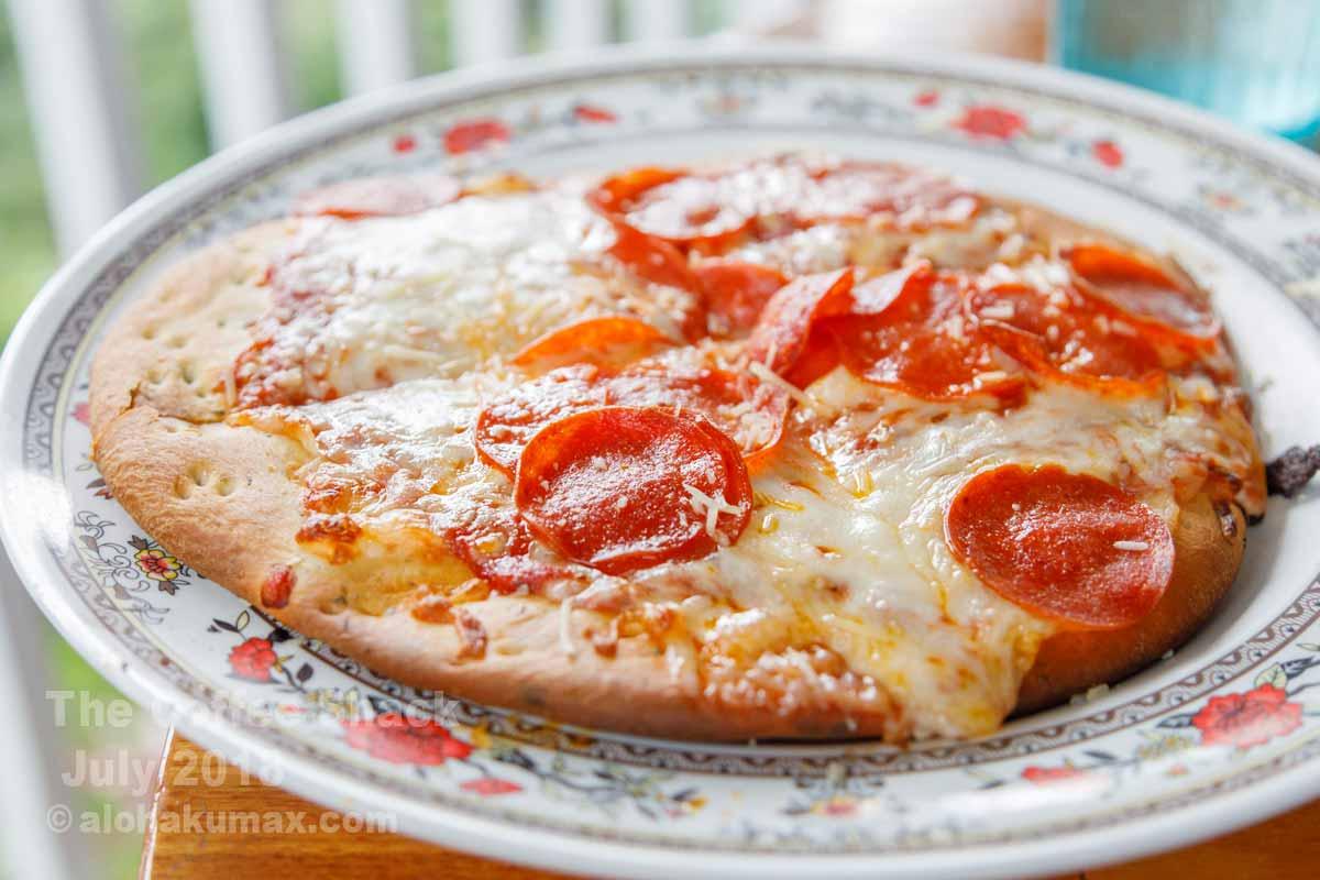 ペパロニ・ピザ