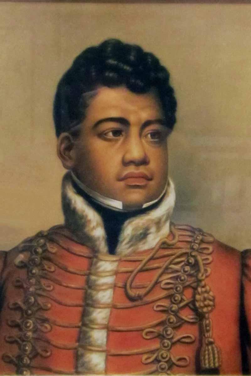 カメハメハ二世 リホリホ