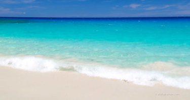 クア・ベイ(マニニオワリ・ビーチ) » 青さがハンパない! / ハワイ島 ケカハ・カイ州立公園