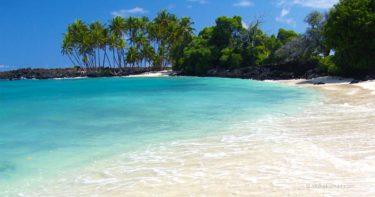 マハイウラ・ビーチ » 思わずはしゃいじゃう美しさ! / ハワイ島 ケカハ・カイ州立公園