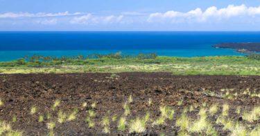 キホロ・ベイ展望台 » ちょっとした休憩スポット / コナ・コースト ハワイ島