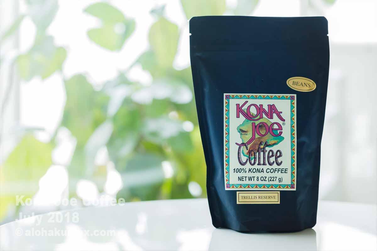 購入したコーヒー豆
