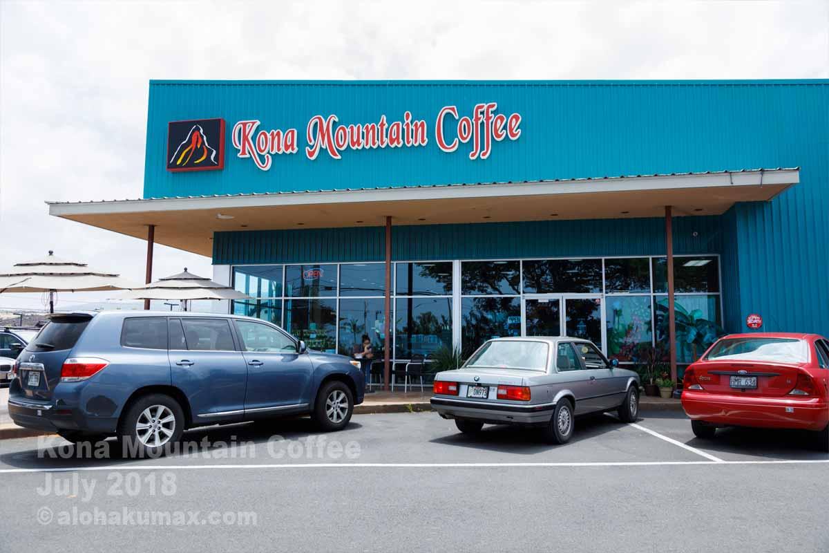 コナ・マウンテン・コーヒー