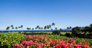 マウナ・ラニ・リゾート » 世界三大パワースポットのひとつ。癒しの場所 / ハワイ島