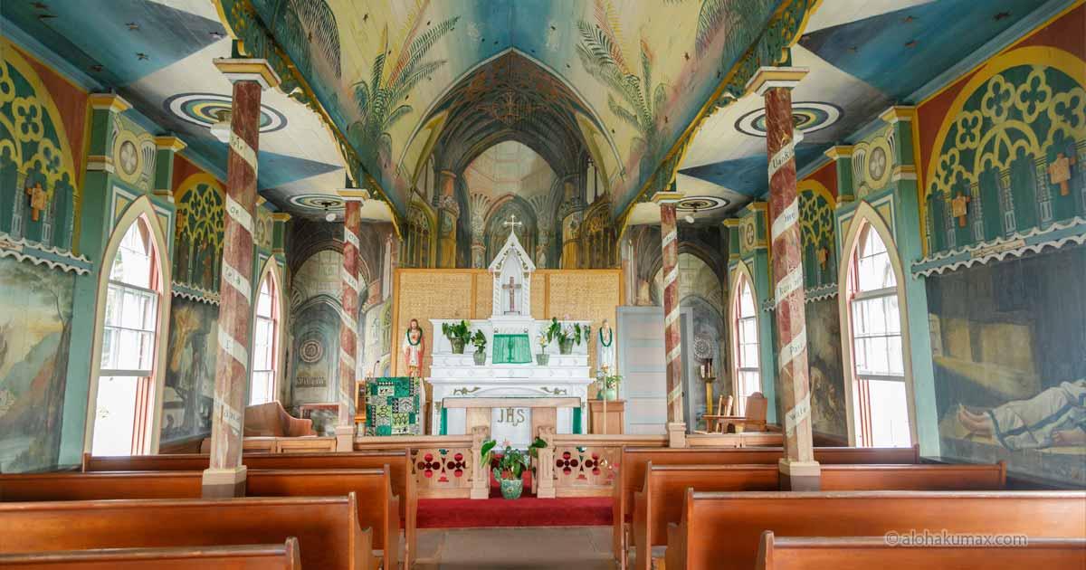 セント・ベネディクト・ローマ・カトリック教会(ペインテッド・チャーチ)