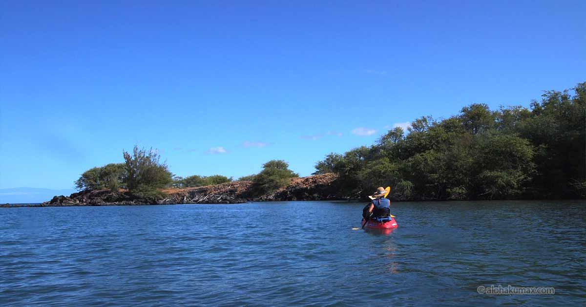 プアコ湾 水上散歩ツアー