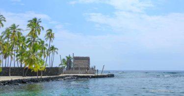 プウホヌア・オ・ホナウナウ国立歴史公園 » ハワイ島の逃れの地