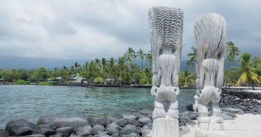 プウホヌア・オ・ホナウナウ国立歴史公園 » 見どころガイド / ハワイ島