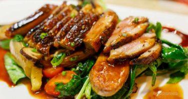 サンセイ・シーフード・レストラン & 寿司バー » 鴨肉がウマすぎ! / ワイコロア・ビーチ・リゾート ハワイ島