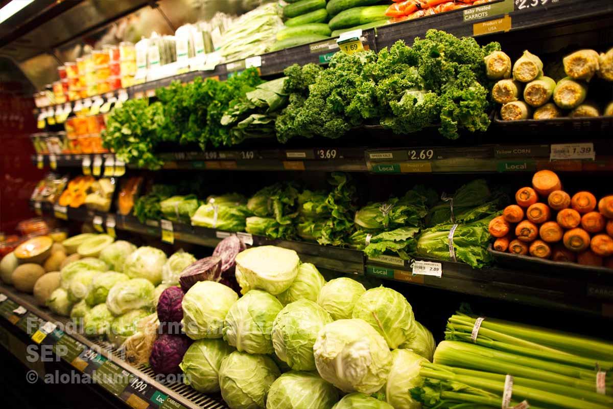 美味しそうな野菜