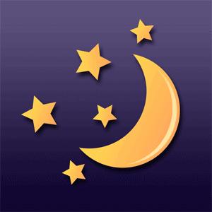 月のカレンダー+グラフ