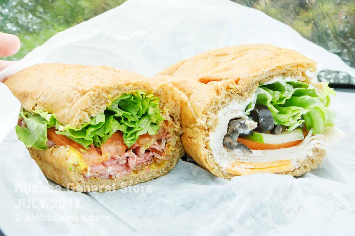 特製サンドイッチ!
