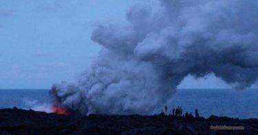 デッド・エンド・ハイク(2006年9月) » 目指せ!オーシャンエントリー / キラウエア火山(チェーン・オブ・クレーターズ・ロード) ハワイ島