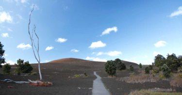 デバステーション・トレイル » 火山ならではの不思議な風景 / キラウエア火山 ハワイ島
