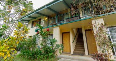 ドルフィン・ベイ・ホテル #19 » ヒロに住んでいる気分になれる宿 / ハワイ島