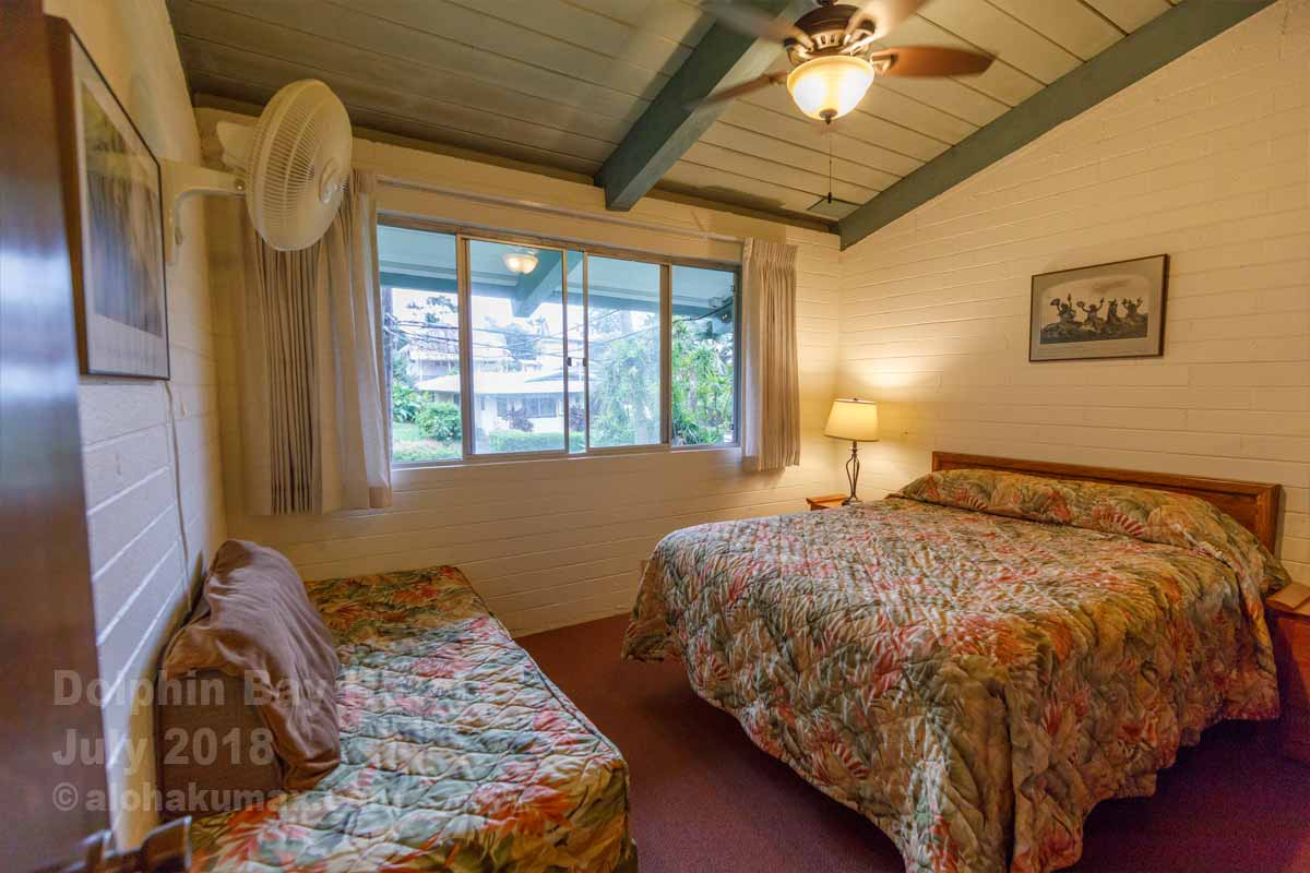 ベッドルーム(その1)