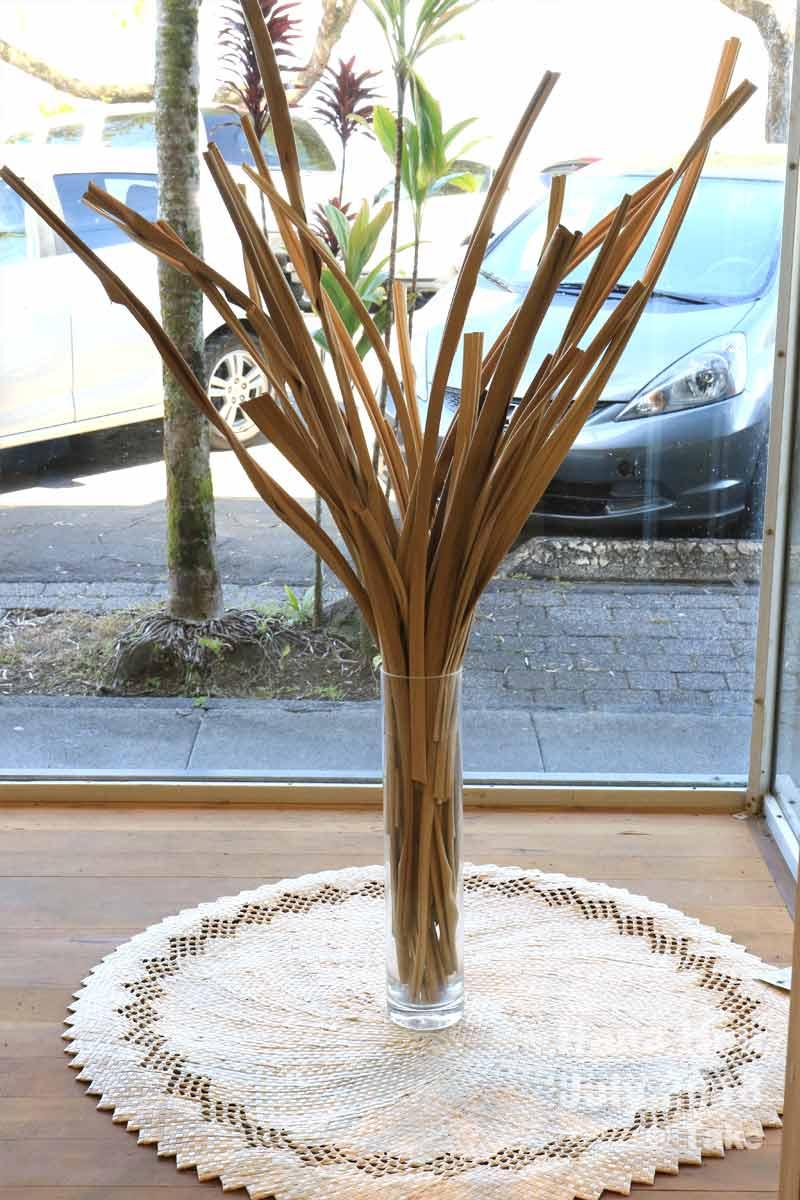 ハラの木の葉