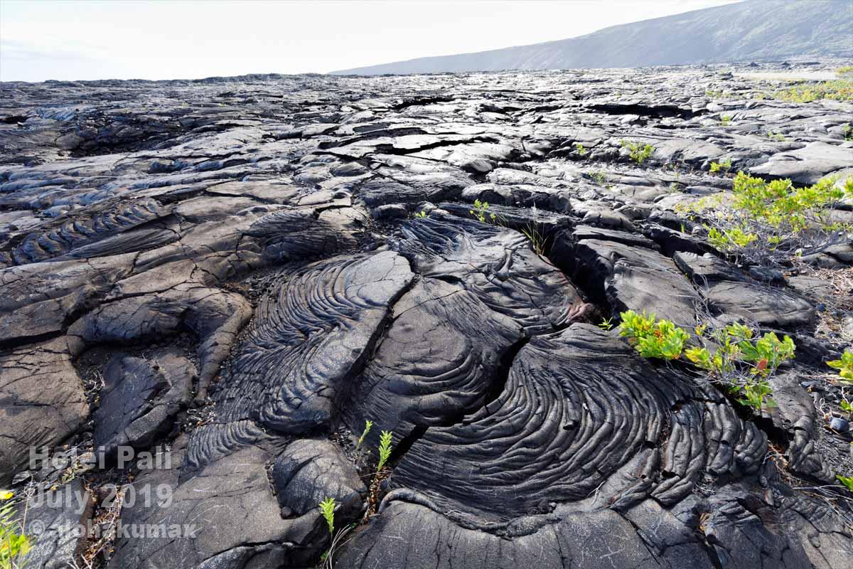 溶岩ウォーク