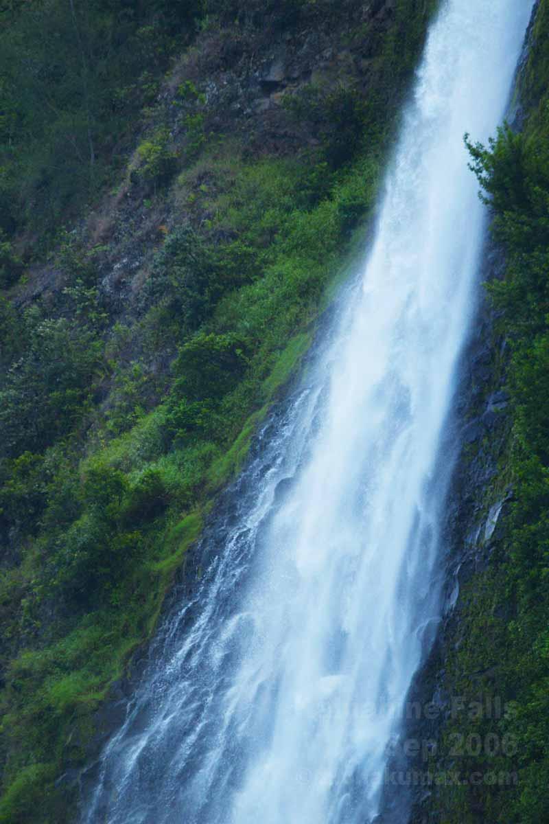 カルアヒネ滝 その2