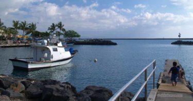 カワイハエ » のどかな港町 / ハワイ島