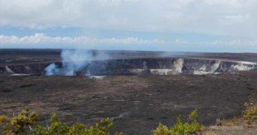 キラウエア展望台 » ハレマウマウ火口を最も近くで堪能できる / ハワイ島 キラウエア火山