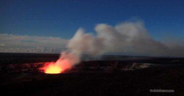キラウエア火山(ハワイ火山国立公園) » ハワイ島一番のオススメ観光スポット