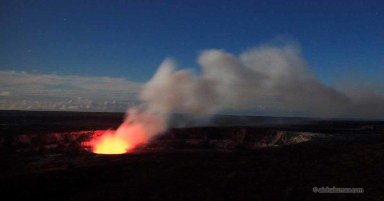 キラウエア火山(ハワイ火山国立公園)