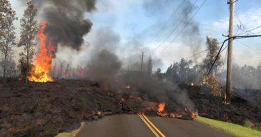 ハワイ島 レイラニ・エステートの噴火 と キラウエア火山 山頂の崩壊による影響 » 2018年5月~2018年8月