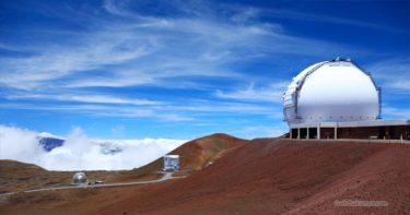 W.M.ケック天文台 » 見学可能!マウナ・ケア山頂にある双子の望遠鏡 / ハワイ島
