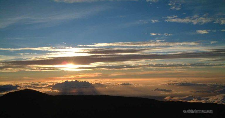 「山頂 & 星空ツアー」太公望ハワイ(2001年9月)