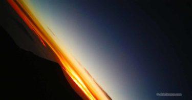 「夕陽と星を見るツアー」マサシのネイチャースクール(2003年9月)