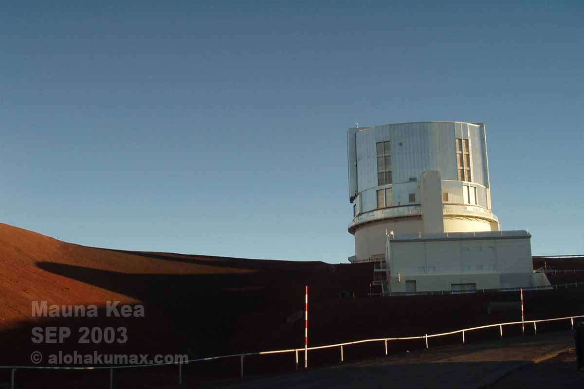 すばる望遠鏡