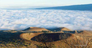 サンセットヒル(マウナ・ケア) »  夕方も朝も神々しい とっておきの場所 / ハワイ島