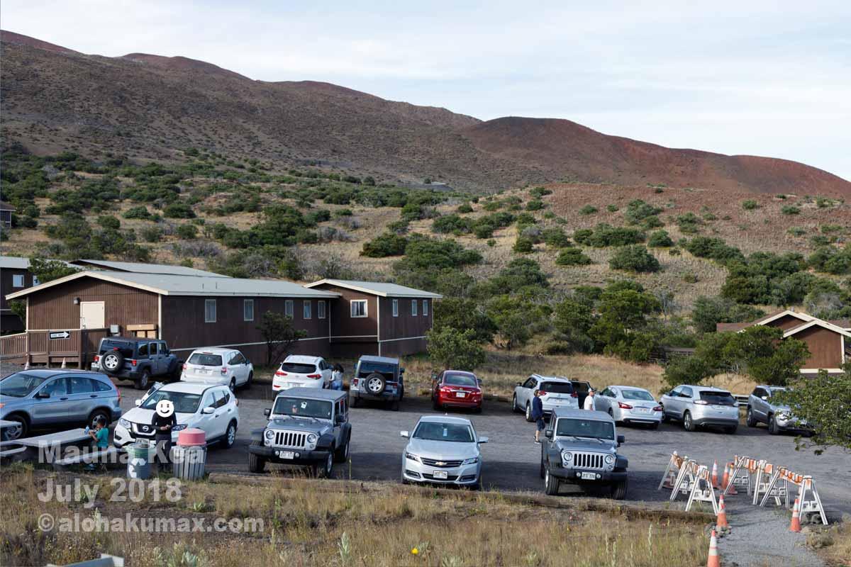 一般車両用駐車場