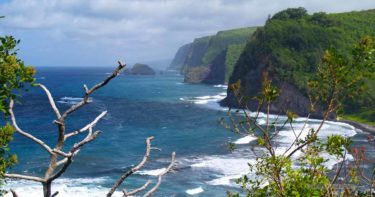 アヴィニ・トレイル(ポロル・バレー・ビーチまで) » ポロル渓谷は歩かなきゃ行く意味なし! / ハワイ島