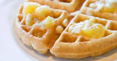 ザ・リム(ボルケーノ・ハウス) » 朝食ビュッフェがオススメ / キラウエア火山 ハワイ島