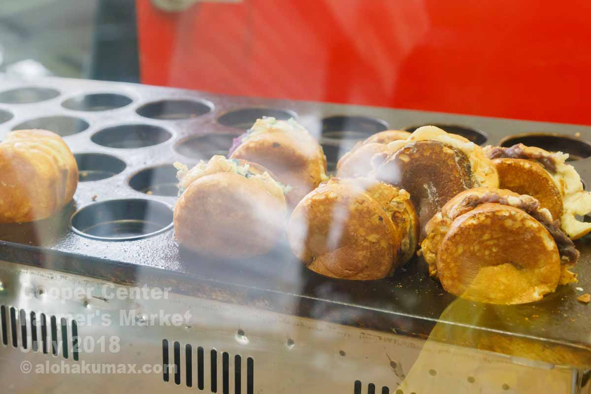 オススメのホイールケーキ(大判焼き)