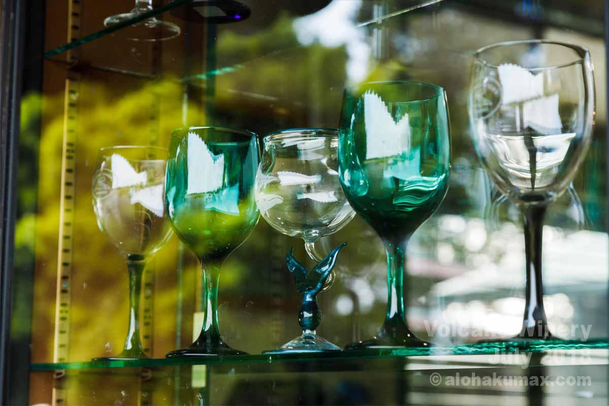 窓際のワイングラス その2