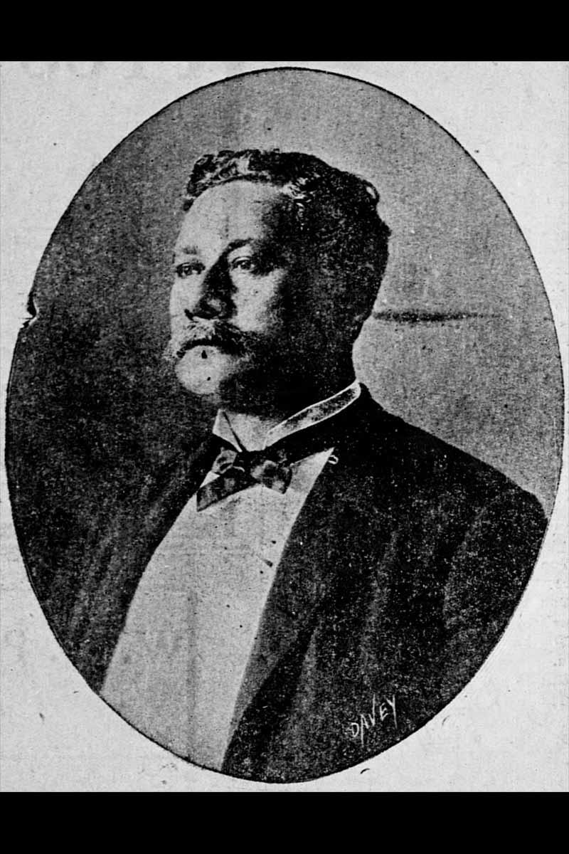 サミュエル・パーカー