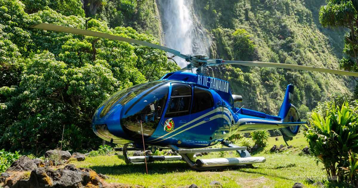 ビッグ・アイランド・スペクタキュラー(2019年7月) / ブルー・ハワイアン・ヘリコプターズ