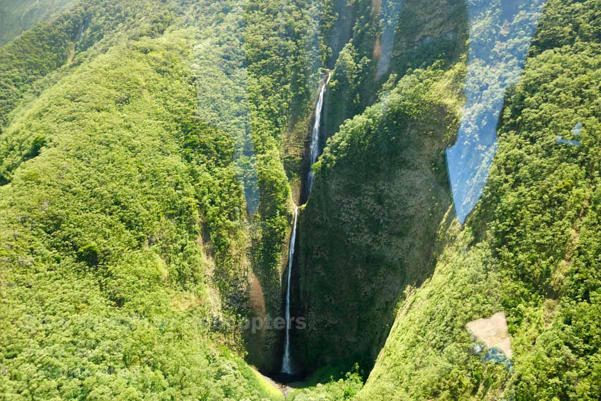 ワイイリカヒ滝