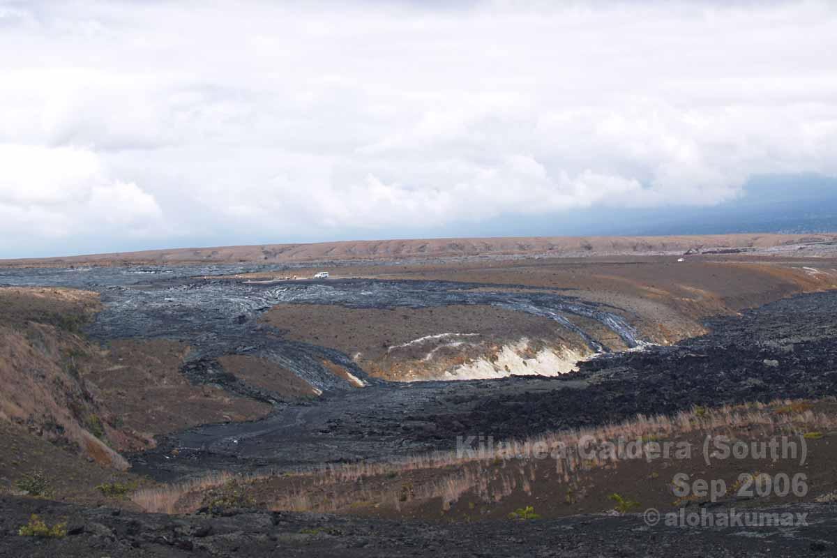 September 1982 Lava Flow(2006年9月)